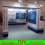 Visualizzazione modulare portatile calda di mostra di vendita 3*4m