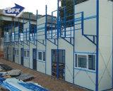 La estructura de acero ligera rápida ensambla edificios prefabricados del jardín de la infancia