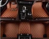 esteiras de couro do carro de 5D XPE para Audi S8 2013-2017