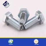 Болт с шестигранной головкой DIN931/933/6921 фабрики гальванизированный оптовой продажей