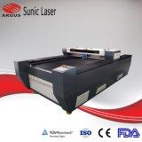 Madeira contraplacada de gravura de corte a laser de CO2 a máquina 130W