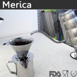 1200mlはベークライトのハンドルが付いているコーヒーやかんに注ぐ
