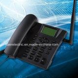 GSM de Dubbele Kaart SIM bevestigde Draadloze Telefoon