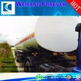 Cimc 42m3 Aluminum Alloy Oil Transport Semi-TrailerかFuel Tanker