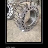 33X12-20 pneu solide avec chargeur Skid Steer de type Web ou avec du type de jante