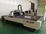 1000W CNCの金属のファイバーレーザーの切断システム3015