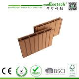 WPC Madera Compuesto Plástico exterior Pavimentos cubierta con CE SGS surtidor de China