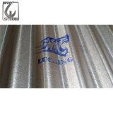 Высокое качество горячей ближний свет цинк алюминиевые гофрированные металлические листа крыши