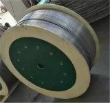 ASTM Edelstahl-aufgerolltes Rohr (304)