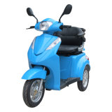 500With700W charron de l'adulte 3, scooter handicapé électrique Trike, tricycle électrique avec la selle de luxe (TC-022)