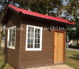 Confortable 휴일 동안 사는 이동할 수 있는 Prefabricated 또는 조립식 집 별장