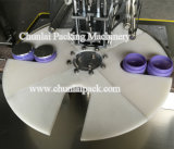 Máquina de creme cosmética da selagem do frasco