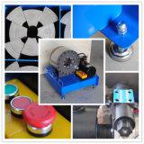 Plooiende Machine van de Slang van de Pijp van de Macht van Fin P20 de Rubber Hydraulische voor Verkoop