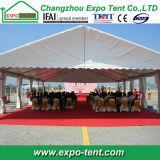 Fabricação Tenda Evento Evento Marquee com tecido PVC branco