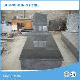 중국 직업적인 유럽식 화강암 묘비