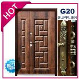 2017 Metal de qualidade superior da porta de segurança de aço (EF-S083)