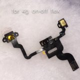 Macht Button van Switch Flex Cable Ribbon Replacement voor iPhone4 4G