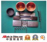 アルミナのための鋼るつぼを溶融するためのタングステンるつぼ