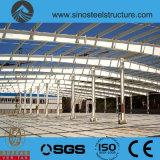 セリウムBVのISOによって証明される鋼鉄構築の工場プラント(TRD-041)
