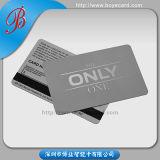Cr80 vervollkommnen kundenspezifische PVCloco-Mag-Karte