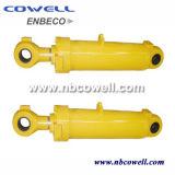 Petit cylindre hydraulique pour remorque