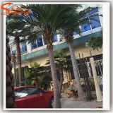 Palmeira artificial plástica decorativa do coco do jardim