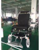 Beweglicher elektrischer Rollstuhl-faltender Rollstuhl