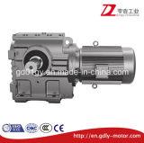 GS serie de Calidad Superior helicoidal Gusano motorreductor