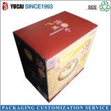 손잡이를 가진 식품 포장 상자 도매