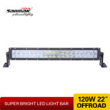 Fisheye를 가진 120W 20 Inch LED Light Bars