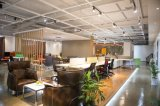 優れた現代デザインMFCオフィスの管理の机(PZ-012)