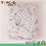 gel de silicona desecante 1g con el embalaje de papel compuesto