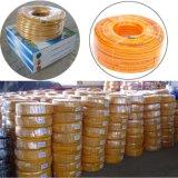 농업 스프레이어를 위한 도매에 의하여 주문을 받아서 만들어지는 고압 PVC 힘 살포 호스