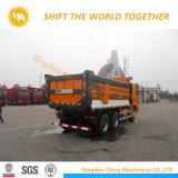 Shacman F3000 6X4 표준 덤프 트럭