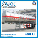 Maximales Low Price 40000L Tri-Axle Carbon Steel Oil Tank Semi Trailer