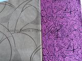 Rebanho no rebanho, floco de dupla camada de tecido para tecido Sofá