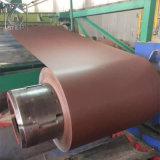 Farbe beschichtete galvanisierten Stahlring für Dach-Blatt