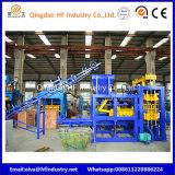 Lista de precios Qt10-15 de la máquina de fabricación de ladrillo del bloque de cemento que se enclavija