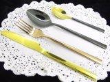 Restaurant Ensemble de couteaux PVD Coutellerie coutellerie Set Set de haute qualité