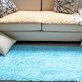 Синеля выскальзования тканья высокого качества циновки ванны домашнего анти- материальные