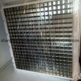 22*22*22 mm Cubic máquina de gelo no evaporador, 28*28*22 mm placas da máquina de gelo do molde de gelo