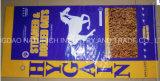 ペット習慣は食品等級のプラスチックによって薄板にされたパッケージを立てるZipfoodのパッケージ袋またはGusetのドッグフードの袋が付いている袋または平底が付いている包装袋を印刷した
