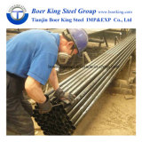 Nahtloses Stahlrohr API-5L Gr. B ASTM A53 Gr. B