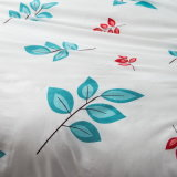 싼 Printed Home Textile Cotton 여왕 임금 침구