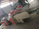 Full-Automatic punzonado de T-Shirt Bag Making Machine