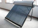 Integrar el calentador de agua solar de alta presión caloducto