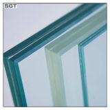 Niedriges Eisen-ultra freies lamelliertes Glas