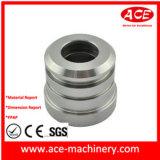 Обработанные алюминиевые пластины крепления электродвигателя