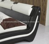 Moderne Bett-Möbel der Modularbauweise-A064