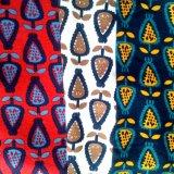 Tessuto di rayon stampato viscoso del rifornimento della fabbrica per l'abbigliamento delle donne